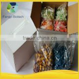 wholesale water soluble 0.68 paintball / paintball balls with PEG&Gelatin from China