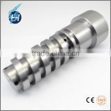 Brass stainless steel steel forging linear axle motor transmission spline shaft sleeve coupling
