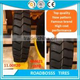 Chinese truck tires for sale used heavy truck tire 11.00R20 RO630 with Hankook technology tires