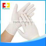 Polyester with latex foam coated working gloves safety gloves