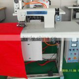 Inquiry about Ultrasonic Manual nonwoven bag making machine