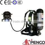 Personal Protective Equipment(PPE) Carbon Fiber Cylinder SCBA/ self-contained breathing apparatus