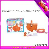 hot toys knitting machine toys hot sale
