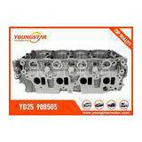 INquiry about Engine Cylinder Head For  NISSAN YD25 908505 ; NISSAN Narava  Cabstar YD25