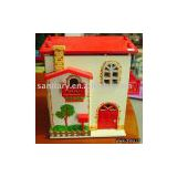 toy,wooden toy,wood toy,toy house,house,log home,villa play set,home toy,toy home,wooden arts crafts,play house