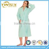 Promotion cheap price men and women's Bathrobes/cotton material,/different colors choice Free size only. Unsex design