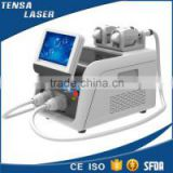 latest Tensa beauty salon equipment portable hair removal machine ipl shr