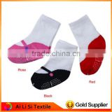 New Design Baby Boy Grils Cute Socks White Color Cotton Children Socks Boy Child Tube Socks