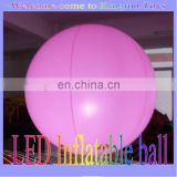 2014 LED Inflatable advertising sphere