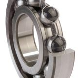 NUP2207X Stainless Steel Ball Bearings 8*19*6mm Single Row