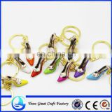 Manufacturers Selling Wholesale Plastic heels key chain