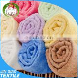 Color bright beautiful high quality bath towel importers