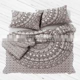 Duvet Cover Indian Mandala Cotton Bedding Set Throw Bed Cover Sets Duvet