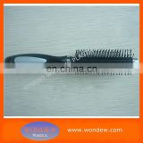 Round rotating hair brush