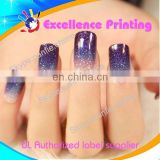 hot sale self adhesive populer nail art stickers