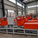 Wood Chips Block Making Machine