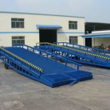 Heavy Equipment Trailer Ramps Ce Mobile Truck Loading Ramps
