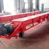Continuous Feeding Spiral Screw Conveyer Powder Material Transportation
