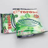 Topone or OEM Unbreakable Mosquito Paper Coil For Anti Mosquito
