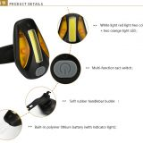 Safety warning light/flash/safety indicator /USB Charging Bicycle Lamp
