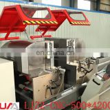 CNC Automatic Double Head Power Cutting Saw Machine Cutting Aluminum Frame And PVC Machine