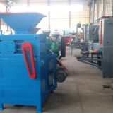 BBQ Charcoal Powder Briquetting Machinery(86-15978436639)