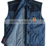 workwear body warmer vest