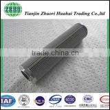 Pleated cartridge stainless steel punching hole mesh ARGO V2121736 filter used for hydraulic system