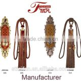 Simple European style--bead trimming curtain decorative tassels for curtain