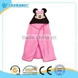 Wholesale, Wholesale Price, baby clothes terry towel,kids cartoon bath towel with hood,kids hooded poncho towel