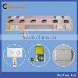 2013 hot sale Head Wall bed head unit/patient bed head set