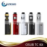 CACUQ Supply Top quality and 100% Original1350mAh SMOK OSUB 40W TC Starter Kit with Magnetic battery cover