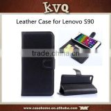 For Lenovo S90 Mobile Phone New Luxury Flip Wallet Leather Cover Case