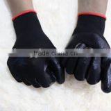 industrial gloves/nitrile nylon glove/Glove work safety equipment