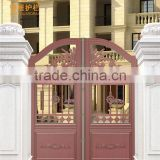 AJLY-605 Modern House main gate designs made in china