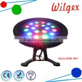 DMX control chinese rgb led aquarium lights