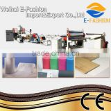 EFPE-170 Pearl Cotton EPE Foam Sheet Plastic Extrusion Line