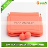 Buy Direct From China Wholesale rubber squeeze coin purse