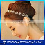 New arrived China fashion elegant hair accessories jewelry head chain H0020