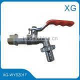 Long handle brass water faucet/water tap/brass bibcock/water faucet for kitchen/bathroom basin tap/garden stone water faucet