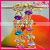 keering new colors rhinestone crystal trim design wholesale bulk jewelry chain WRC-213