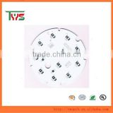 Double sided led aluminum pcb,single layer metal core alu PCB, 2 layer AL MC PCB manufacture