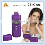 Needle micro-current seamless anti wrinkle galvanic electrical facial machine