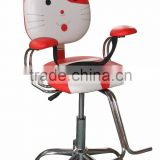 2015 Pink Hello Kitty salon chairs for litter baby/Lovely beauty and salon equipment