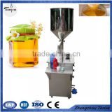 Semi-Automatic medicine and chemical filling machine, manual Honey Stick Filling Machine                                                                                                         Supplier's Choice