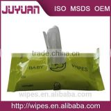customize soft organic bamboo baby wipes with iso
