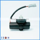 2-PIN 12V 228-9129 Diesel Fuel Pump For Backhoe New Holland Valtra Valmet