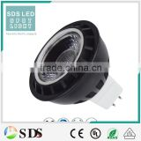 LED spotlightLED spot light energy saving 5W 7W GU10 MR16 MR11 black white AL COB led spotlight
