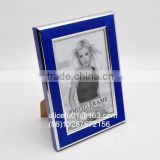 cheap colorful 8x10 blue pvc photo frame hot sexy girl picture frame