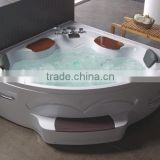China bathtub manufacturer sex massage bath tub with sex video tv, hydro bath tubs, jet bath spa